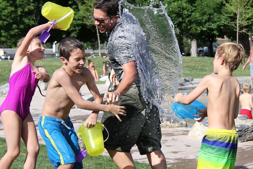 3 tips til sommeraktiviteter, der binder familien sammen
